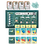 אטומיקה משחק קופסא כימיה Subatomic board game מדעי הלוח