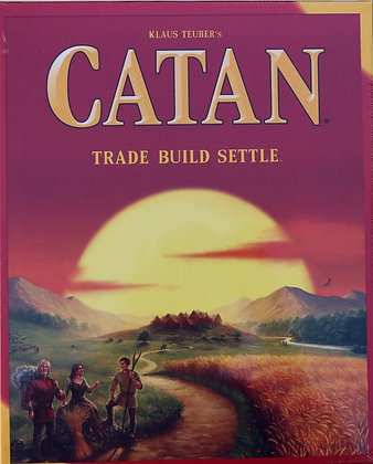 Catan the game