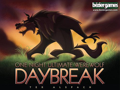 One Night Ultimate Warewolf Daybreak  משחק קופסה חברתי לקבוצה גדולה מדעי הלוח