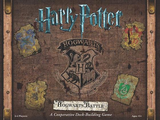 Harry Potter: Hogwarts Battle הארי פוטר הקרב על הוגוורטס משחק קופסא שיתופי לגילאי 8 ומעלה