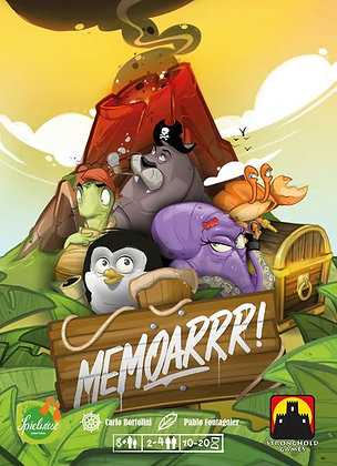 Memoarrr!, מדעי הלוח, משחק קלפים, משחק זכרון