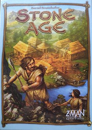 Stone Age board game  סטון אייג' משחק קופסא, משחק לוח תקופת האבן