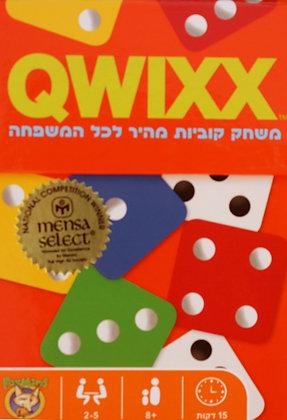 Qwixx - קוויקס