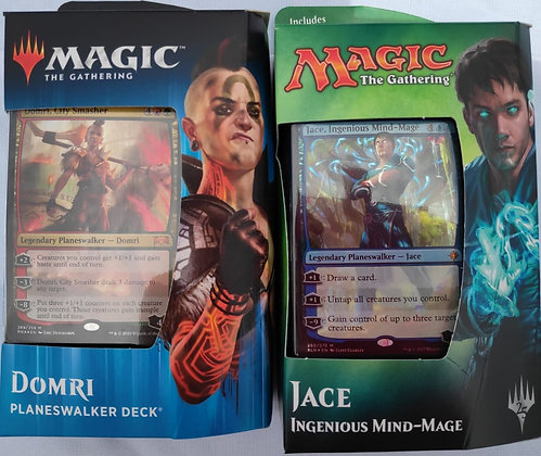 מג'יק משחק קלפים מגיק Magic מדעי הלוח