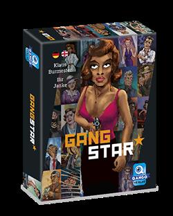 GangStar משחק קלפים איסוף סטים של חברי כנופייה מדעי הלוח