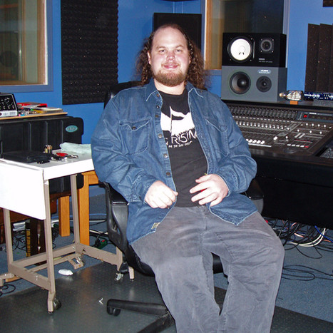 JMH @ Squank Studio