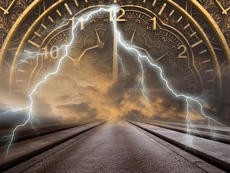 Time Machine Paradox