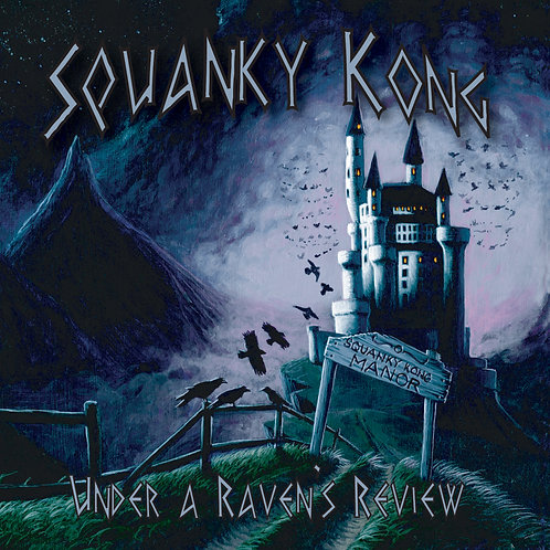 Under a Raven's Review (CD)