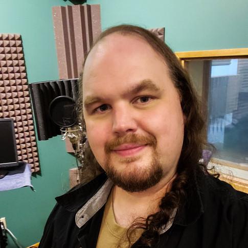 JMH in the Studio