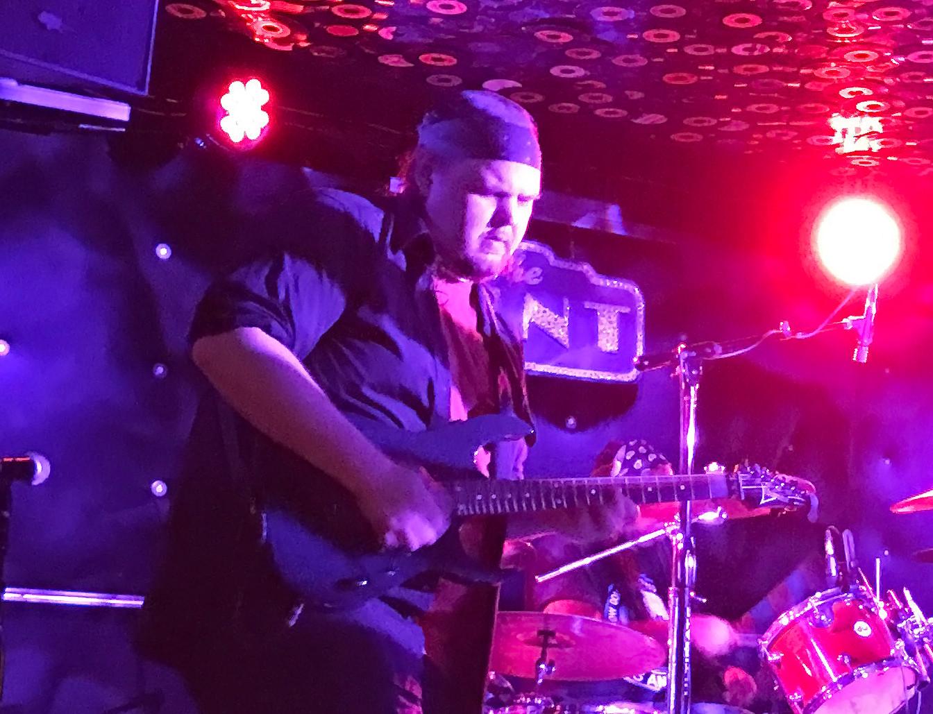 JMH on Guitar @ The Mint LA