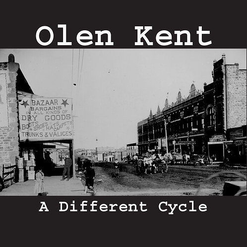 Olen Kent - A Different Cycle (Lossless Digital Download)