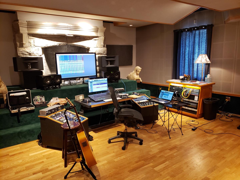 Studio C - Ocean Way Nashville