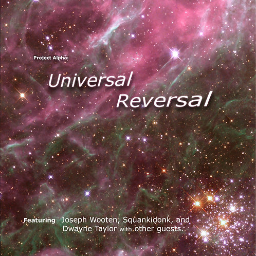 Universal Reversal (Lossless Digital Download)