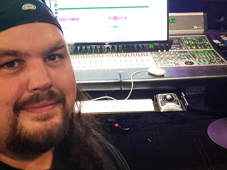 JMH @ Clear Lake Recording Studios