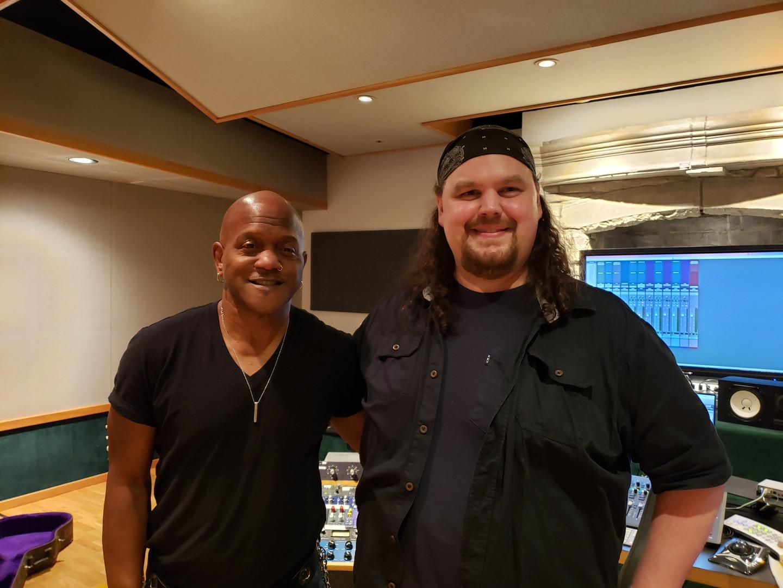 Joseph Wooten & JMH @ Ocean Way Nashville