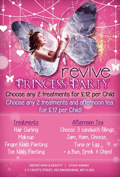 Revive, Heckmondwike, Hair, beauty, alternativetreatments, offer, relaxation, revive