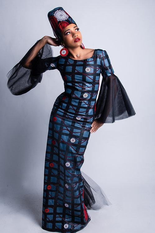 Nairobi Rose Gown