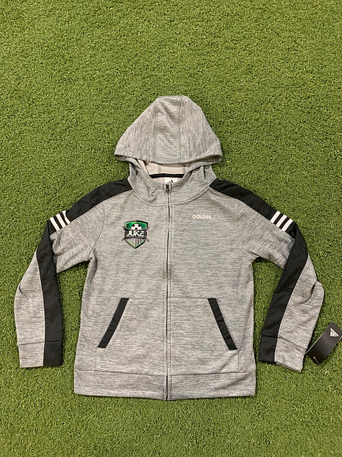 Adidas Elite -Youth Sweater- Green Juke Logo