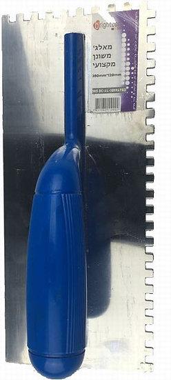 280mmX120mm ידית פלסטיק מאלג' מנרוסטה משונן