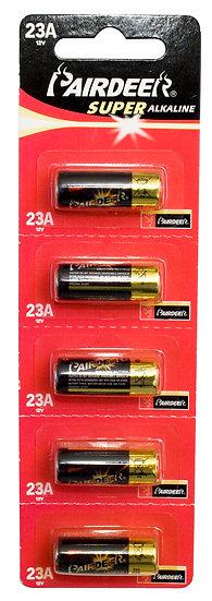 PKCELL 23A-1B V12 יחידות 5 אלקליין סוללת