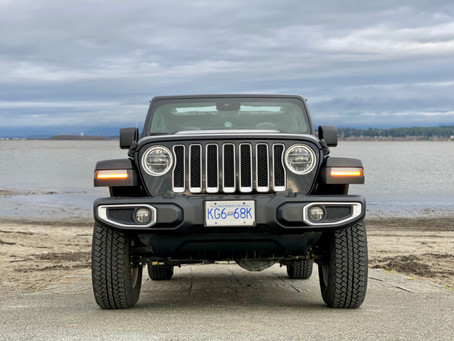 The Iconic Jeep Wrangler goes Diesel