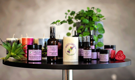 Maddie's EarthScentuals Product Range