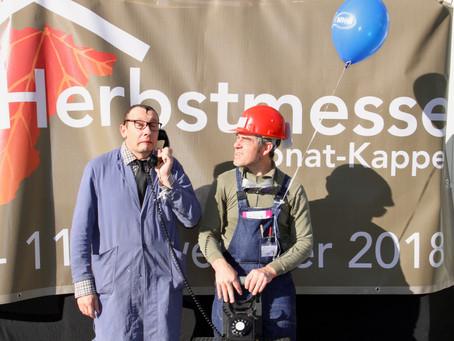 Comedy-Duo Rörich in Action