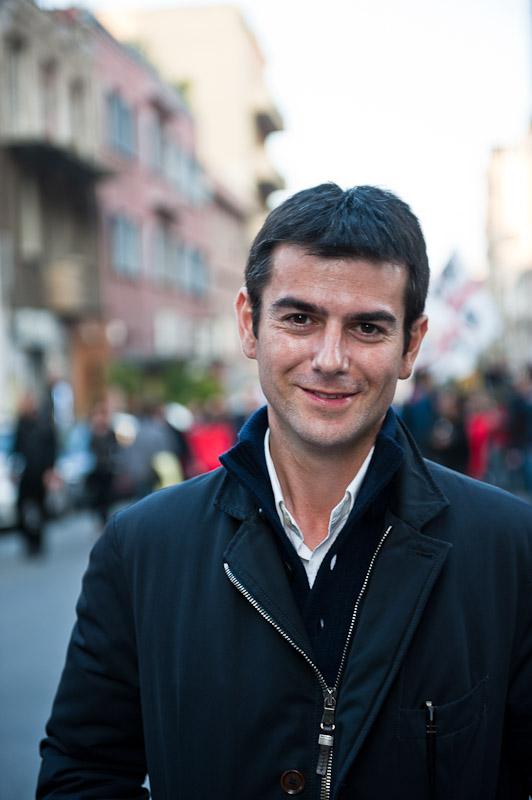 Massimo, sindaco