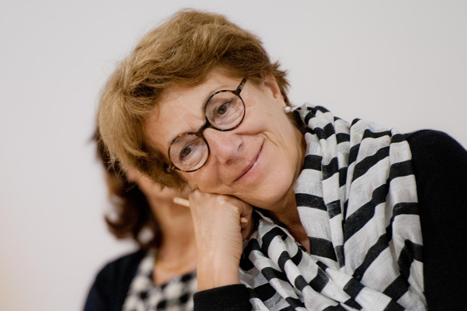 Antonella, biblioteconoma