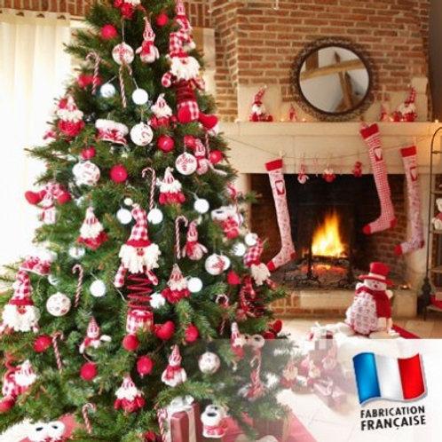 Bougie Sapin de Noël