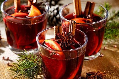 Bougie Vin chaud de Noël