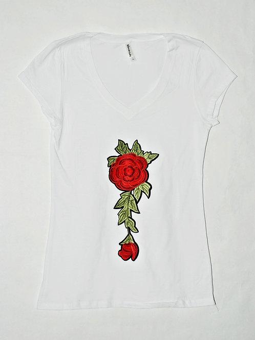Center Rose