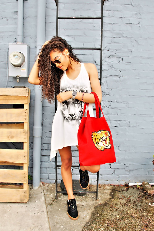 Eye of the Tiger - Tote