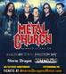 Metal Church with Storm Dragon!