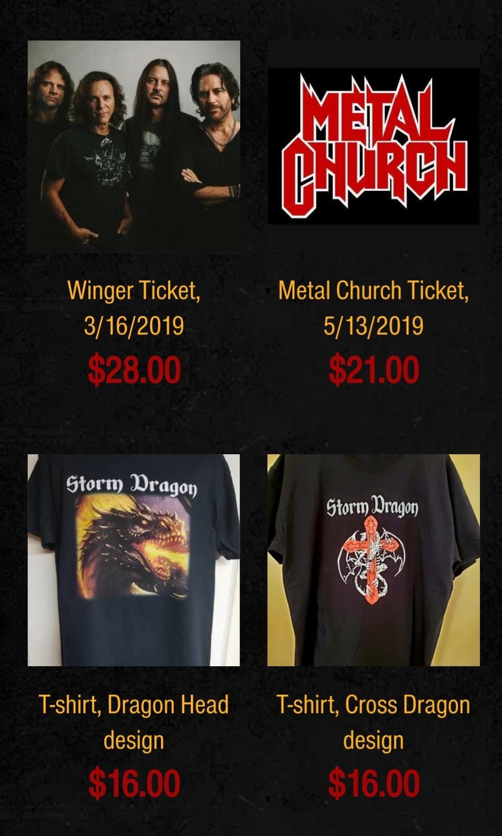 (Storm Dragon web store)