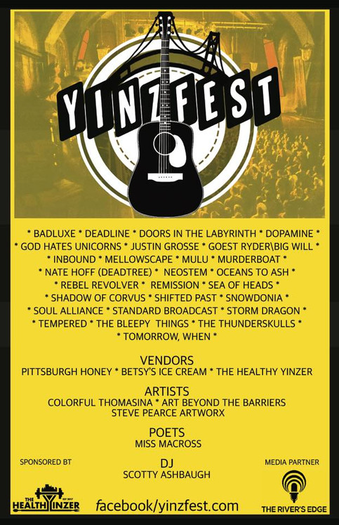 Yinzfest 2018 at Mr. Small's!