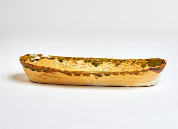 Long narrow bowl