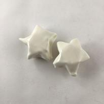 Origami Stars White