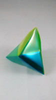 Transluscent Pyramid