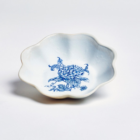 Bowl with Flower