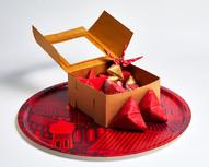 Box of Origami Ornaments
