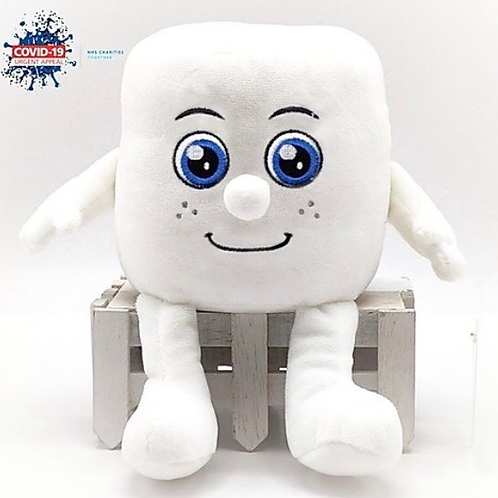"""Soft Toy """"Little Andy"""" Toilet Roll In aid of the NHS Charities Together COVID-19"""