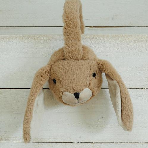 Bunny Ear Muffs Brown