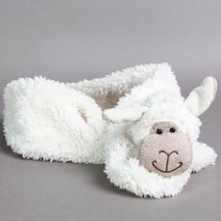 Woolly Sheep Scarf