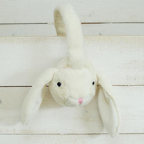 Bunny Ear Muffs Cream