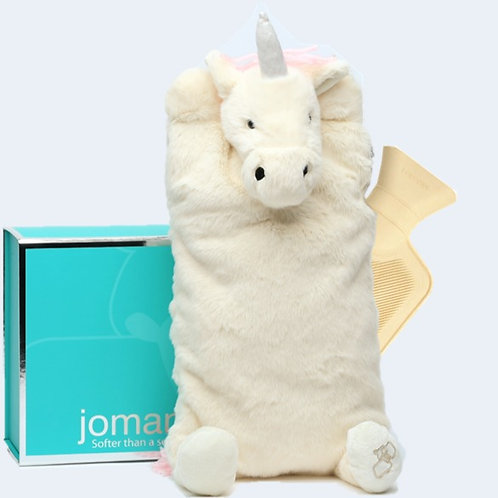 Unicorn Cover & Hot Water Bottle in Magnetic Box