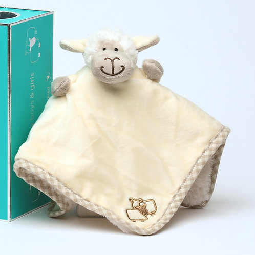 Sheep Soother/Finger Puppet