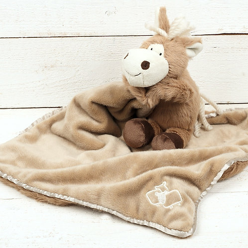 Haffie Pony Toy Soother