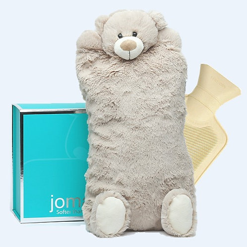Bear Cover & Hot Water Bottle in Magnetic Box