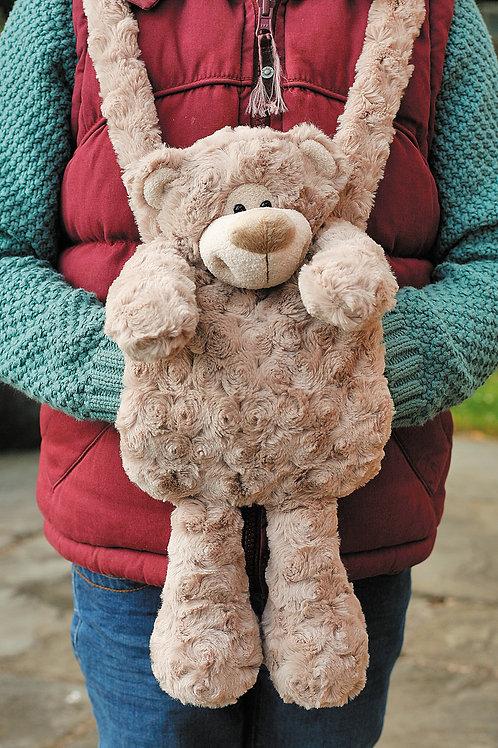 Happy Bear Hand Muff